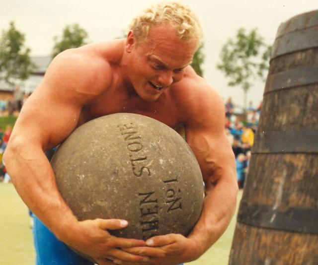 Deportes de fuerza y Culturismo